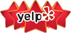 Custom Yelp Logo